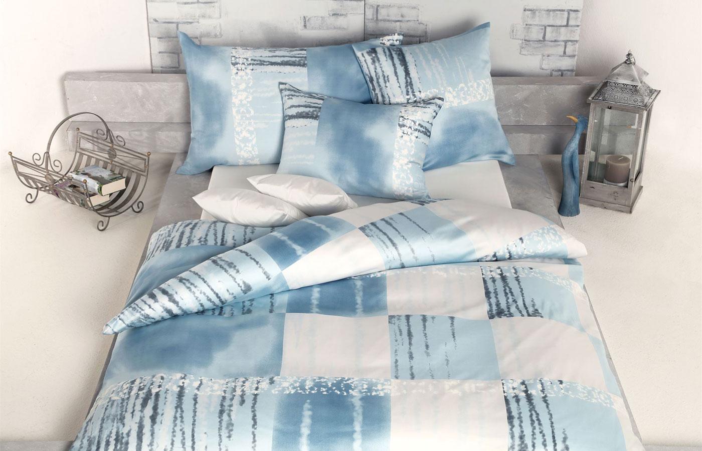 Bettwäsche Nina blau