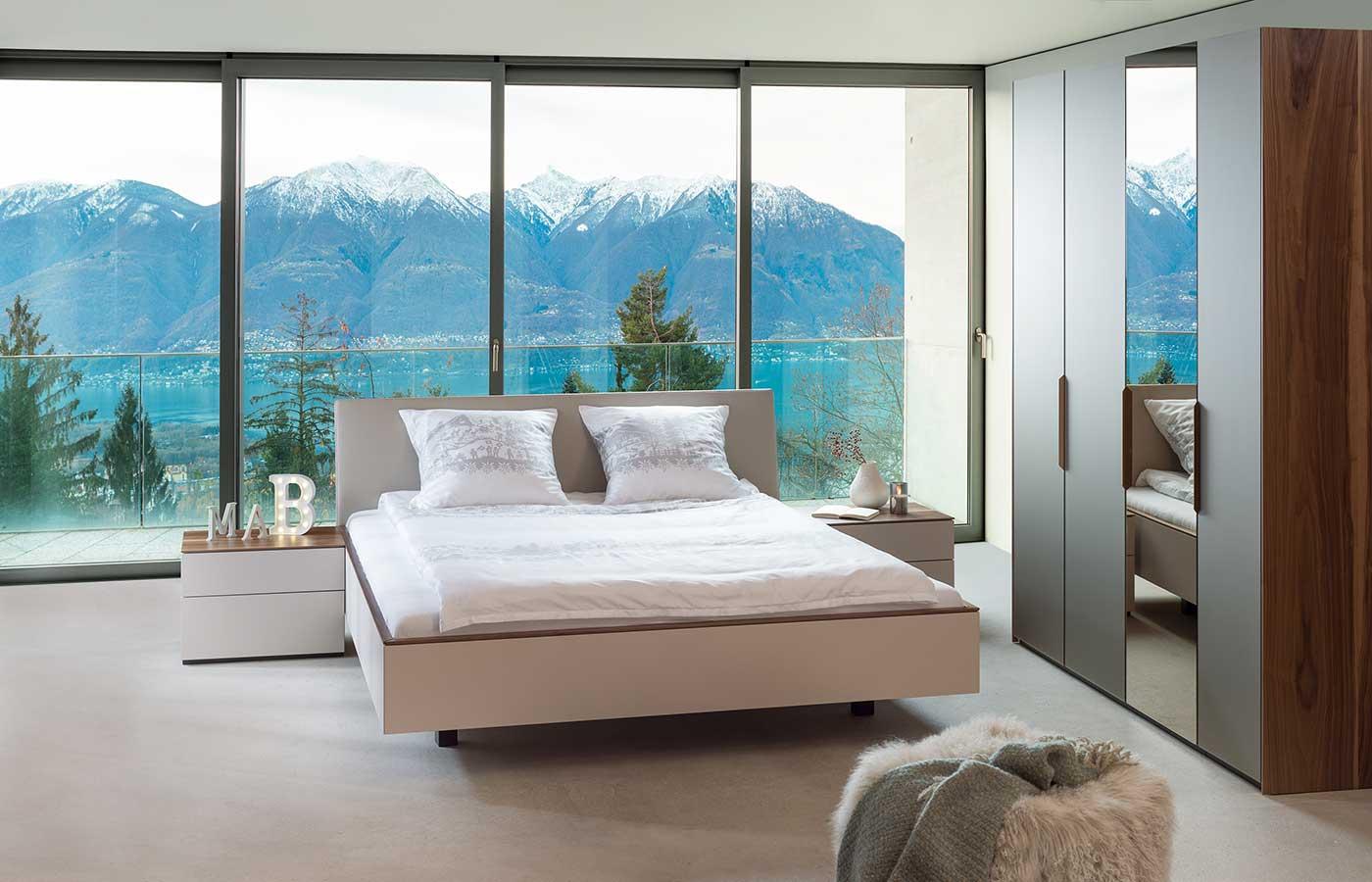 Schlafzimmer Luna